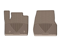 2017-2019 F250 & F250 WeatherTech All Weather Floor Mats - Tan