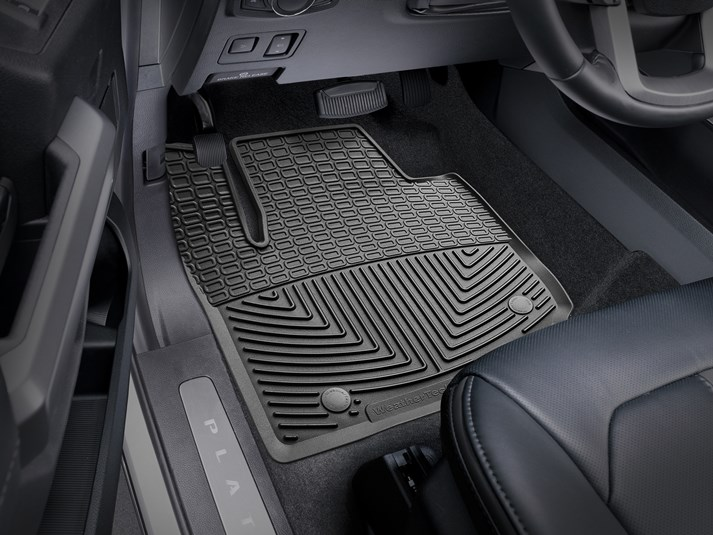 2017 2019 F250 Amp F350 Weathertech All Weather Front Floor