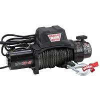 Warn VR10-S 10,000lb Winch with Synthetic Cable