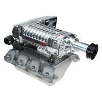 05-10 Mustang GT Whipple W140AX 500hp Supercharger Kit (Polished)