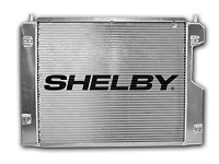 2007-2014 Mustang GT500 Shelby American Extreme-Duty Radiator