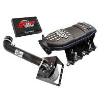 2011-2014 F150 5.0L 5-Star Boss 302R Intake Manifold Package with SCT X4 Tuner