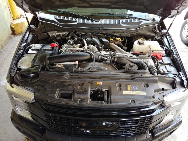 2017 F250 Diesel Mpg >> 2017-2019 F250 & F350 6.7L S&B Cold Air Intake System (Cotton Filter) 75-5085