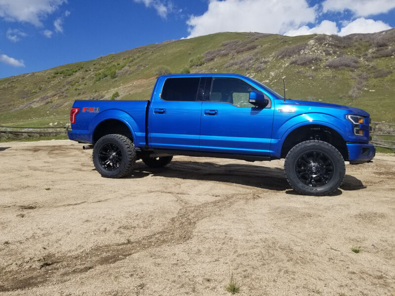 6 Inch Lift Kit For Ford F150 4x4 >> 2017 2020 F150 4wd Bds 4 Fox Coilover Suspension Lift Kit 1533f