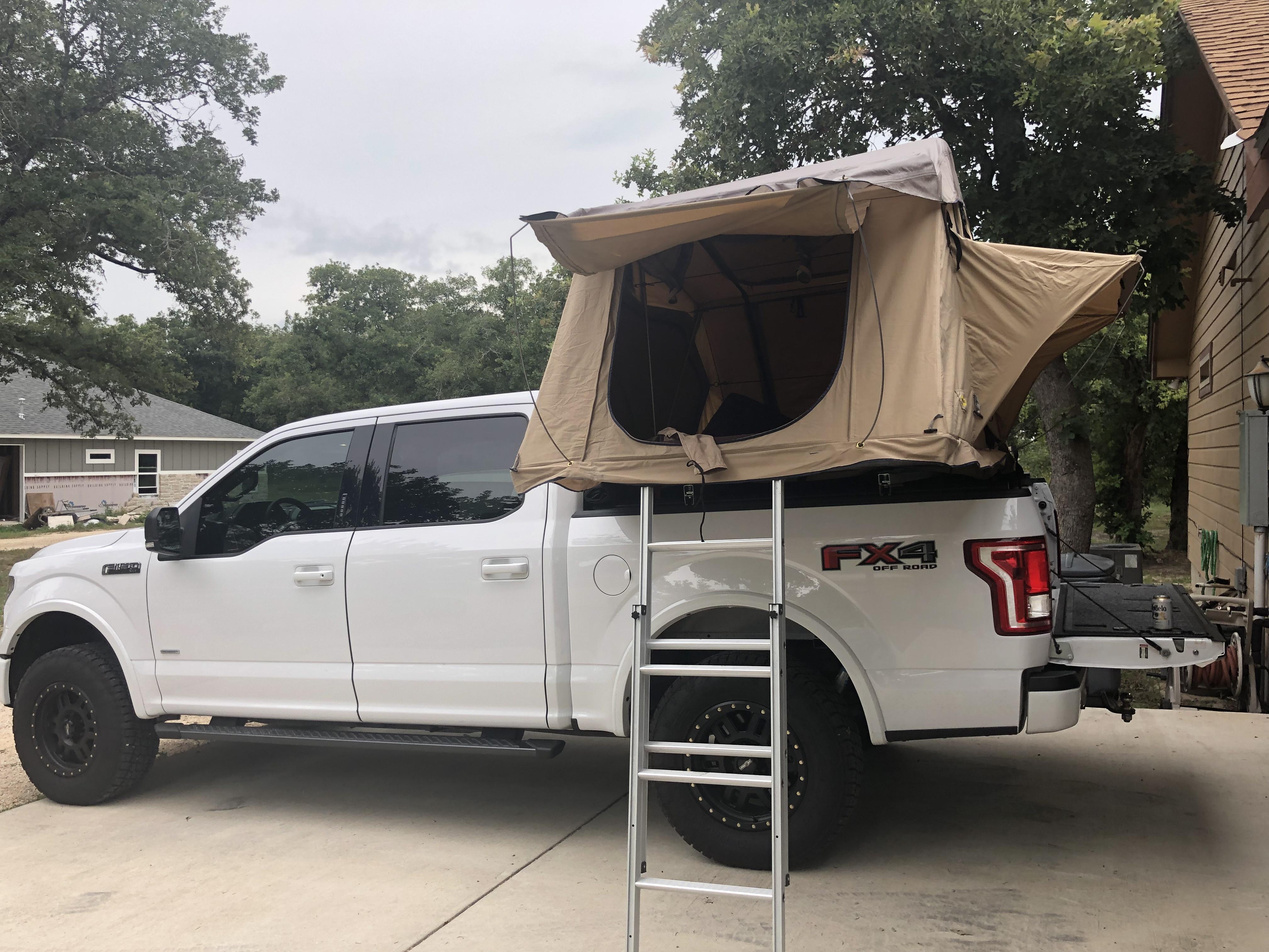 Smittybilt Overland Tent 2783