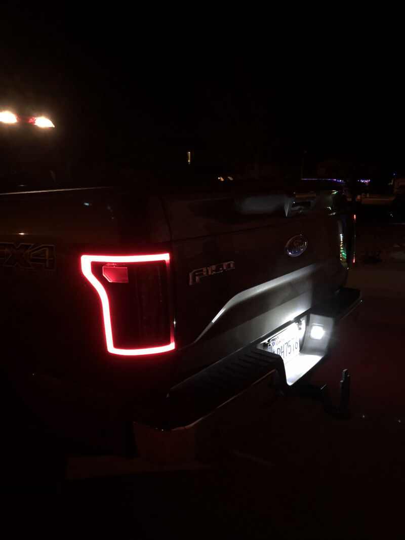 1997 2019 F150 Amp Raptor Diode Dynamics Led License Plate