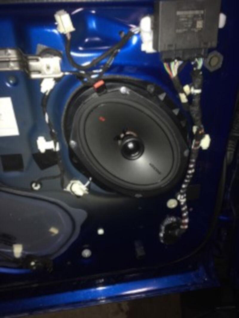 2015-2017 F150 Kicker KS Series Speaker Upgrade Package 2 (Sony Audio)