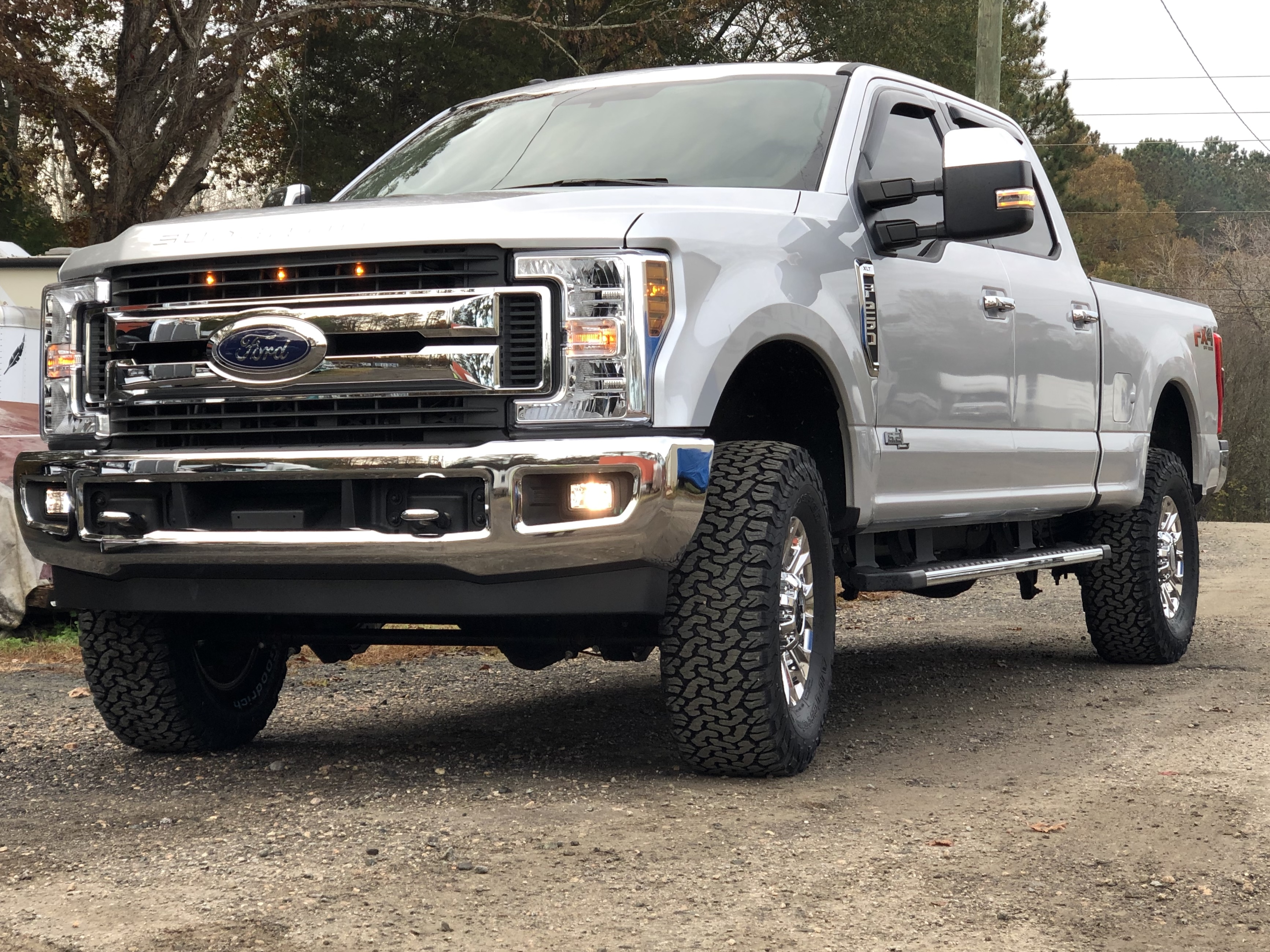 2017 2018 F250 F350 Non Platinum Custom Auto Works Raptor Style Ford F 250 Wiring Harness Tap To Expand
