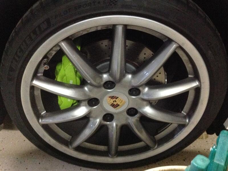 G2 Brake Caliper Paint System