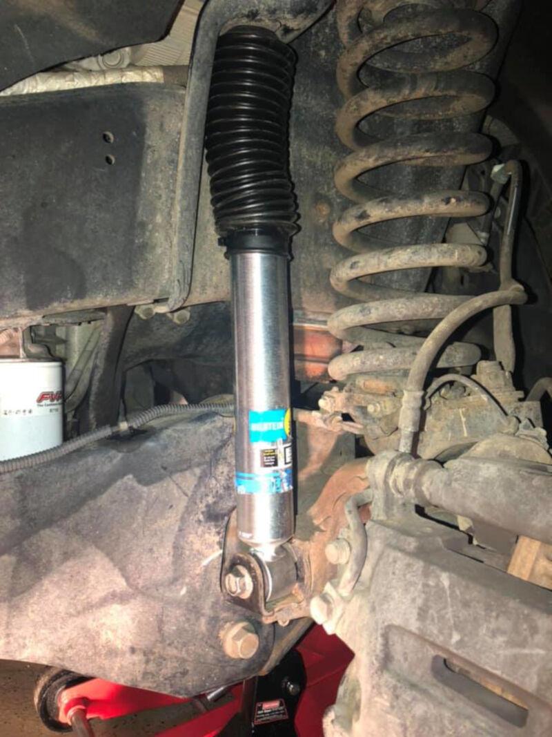 1997 ford f250 shocks