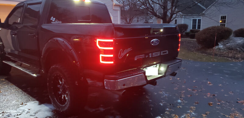 I Mean They Are Tail Lights Lol Am Pleased With Them And Glad Purchased Much Better Than Oem Non Leds That Came On The Truck