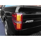 2009-2014 F150 & Raptor Spyder G2 LED Tail Lights (Red Smoked) 02