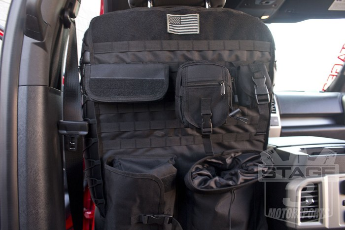 2015-2020 F150 Tactical Front Seat Cover