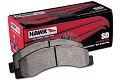 1997-2003 F150 Hawk Super-Duty Front Brake Pads