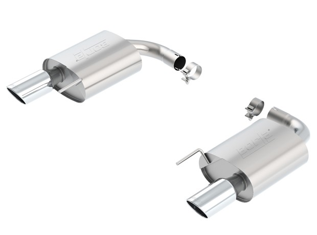 2015-2017 Mustang GT 5.0L Borla S-Type Axle-Back Exhaust Kit