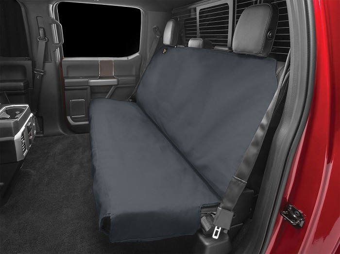 2009-2020 F150 WeatherTech Rear Seat Protector (Crew Cab ...