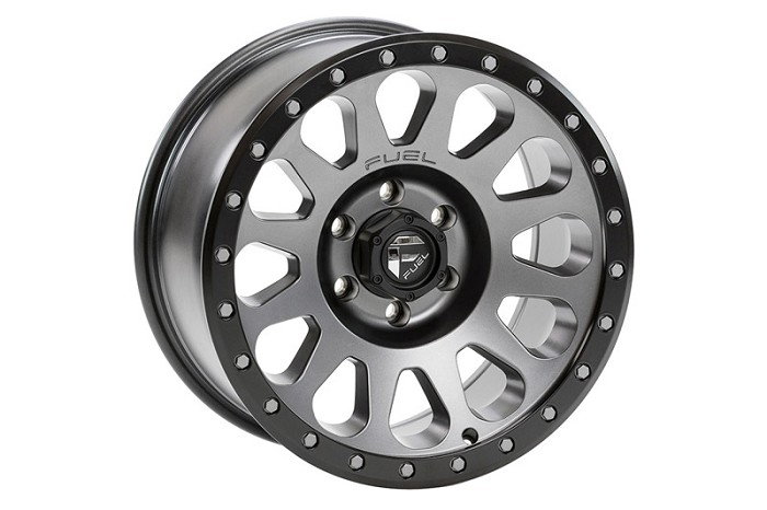 Hubcap Tire And Wheel >> 2004 2019 F150 Fuel Vector 18x9 D601 Wheel 6x135mm 01mm Offset Anthracite W Black Lip