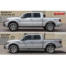 09-13 F150 4WD Rancho quickLIFT Driver's Side Leveling Kit 03