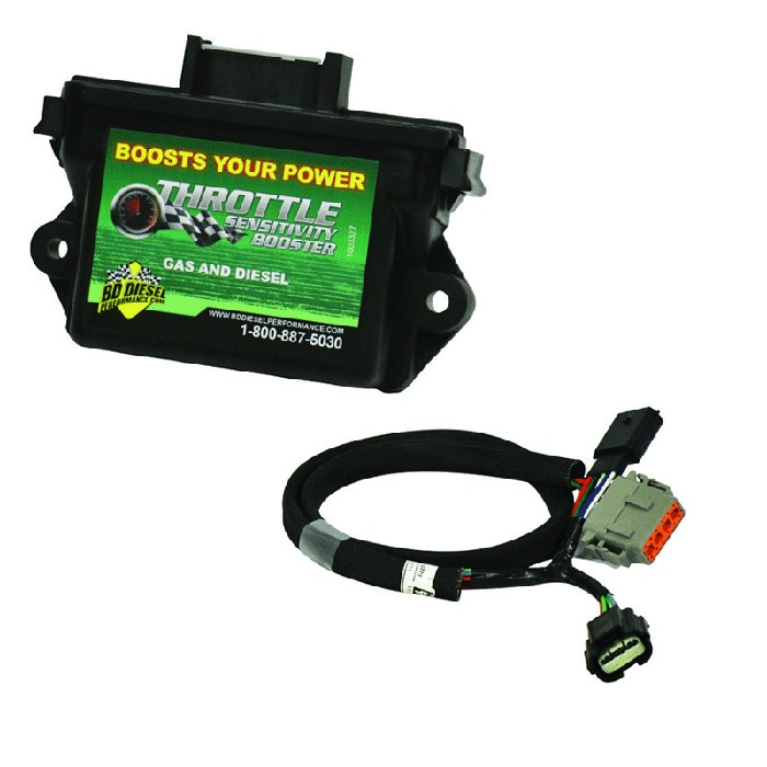 2008-2019 Ford BD Diesel Throttle Sensitivity Booster