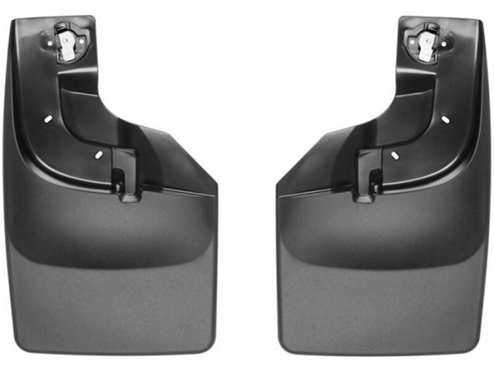 Focus St Mud Flaps >> 2017-2020 F250 & F350 WeatherTech Digital Fit No-Drill ...