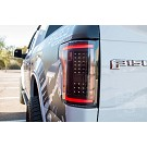 2015-2017 F150 ANZO Gen 2 Black LED Outline Taillights 10