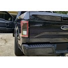 2015-2017 F150 ANZO Gen 2 Black LED Outline Taillights 15