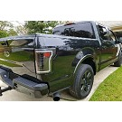 2015-2017 F150 ANZO Gen 2 Black LED Outline Taillights 17