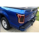2015-2017 F150 ANZO Gen 2 Black LED Outline Taillights 20