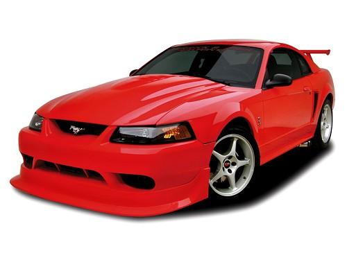 1999-2004 Mustang Cervini's 2000 Style Cobra R Hood ...