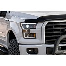 15-17 F150 ANZO Black Switchback Outline Headlights 17