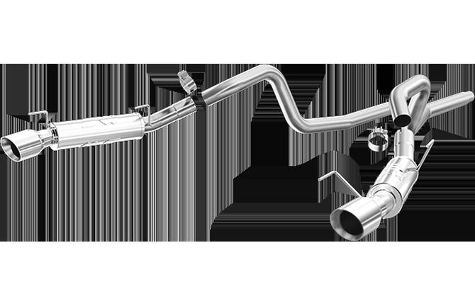 2005-2009 Mustang GT/GT500 Magnaflow 3