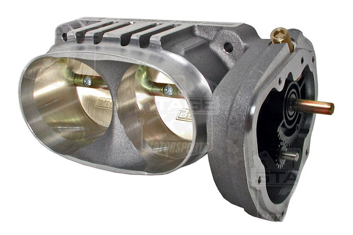 2007-2012 Shelby GT500 BBK Twin 65mm Throttle Body