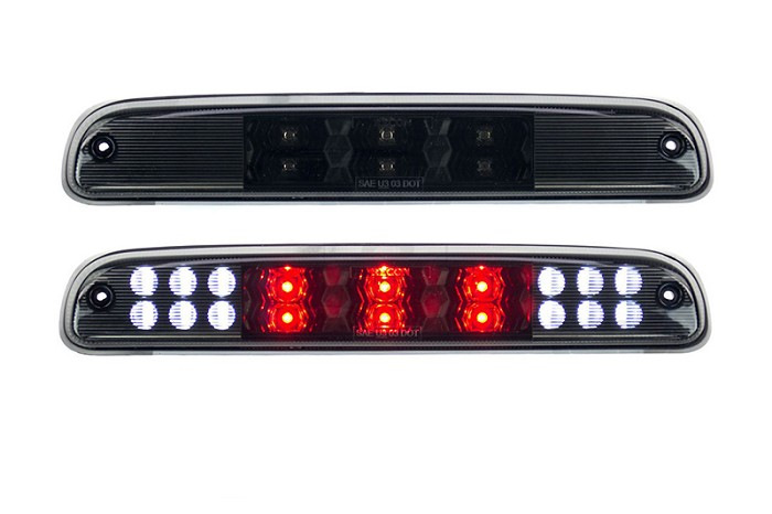 1999-2016 F250 & F350 Recon LED 3rd Brake Light (Smoked)