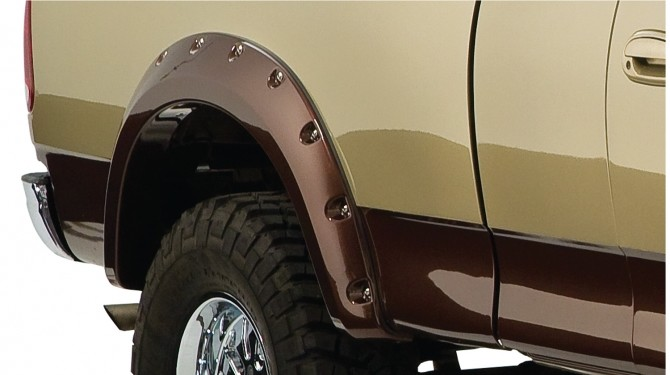 1997-2003 F150 BushWacker Cut-Out Rear Fender Flares
