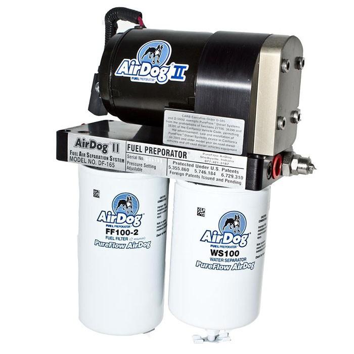 2008-2010 super duty 6 4l airdog ii-4g 165gph fuel preporator kit (500-800  hp) a6sabf494