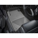 10-14 Mustang WeatherTech All-Weather Full Floor Mats (Grey) 02