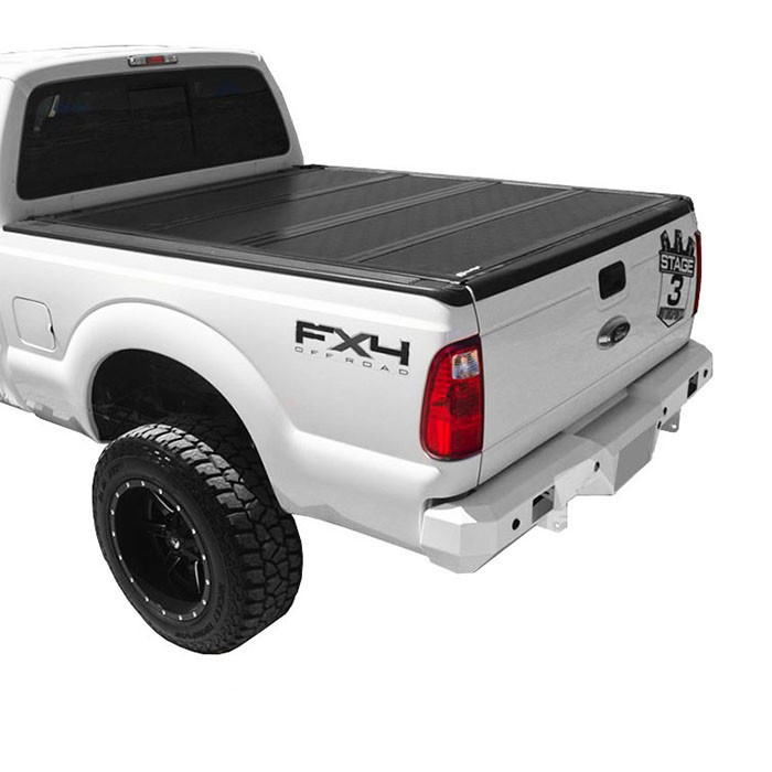 2008-2016 F250 & F350 BAKFlip G2 Hard-Folding Tonneau Cover 8ft Bed