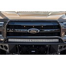 15-17 F150 Lariat Custom Auto Works Raptor-Style LED Amber Grille Lights 10
