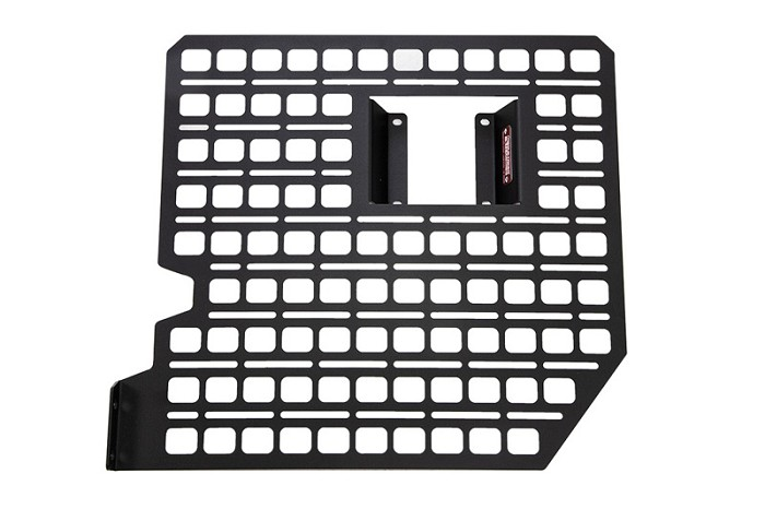 2015-2020 F150 & Raptor BuiltRight Industries Rear Panel Beside Rack (Single)