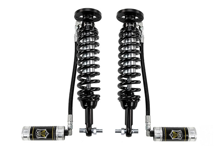 15-20 F150 4WD ICON 2.5 CDCV Remote Reservoir Coilovers
