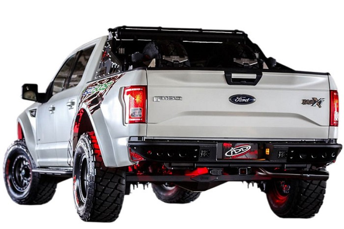 2015-2020 F150 ADD Venom Rear Off-Road Bumper (No Sensors)