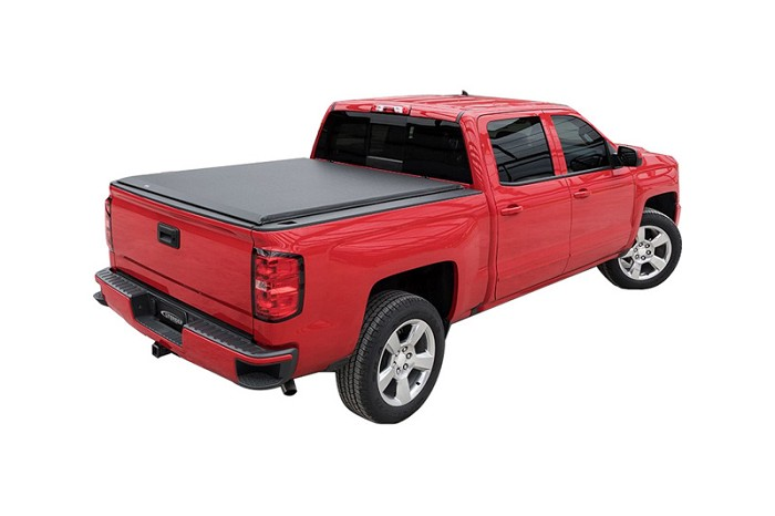 2019 Ford Ranger 5Ft Bed Access Literider Soft Roll-Up Tonneau Cover