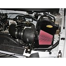 07-08 F150 4.6L AIRAID SynthaFlow Cold Air Intake (Oiled) 02