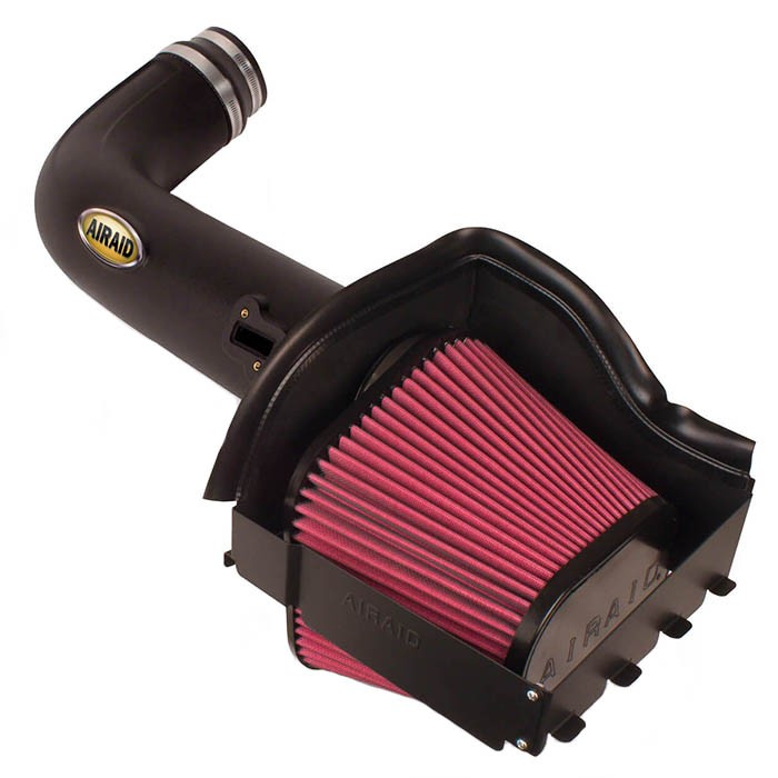 2010 F150 Raptor 5.4L AIRAID SynthaFlow Cold Air Intake (Oiled)