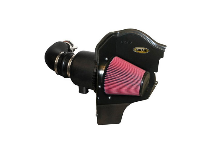 07-08 F150 4.6L AIRAID SynthaMax Cold Air Intake (Non-Oiled)