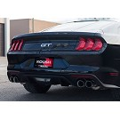 2018-2019 Mustang GT ROUSH Axle-Back Active Exhaust System 04