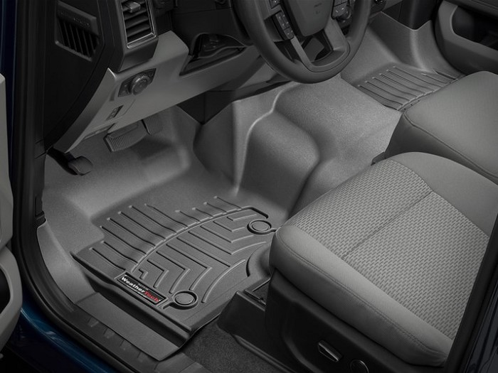 Roush Mustang Stage 2 >> 2017-2020 F250 & F350 WeatherTech Laser Measured Over-the ...