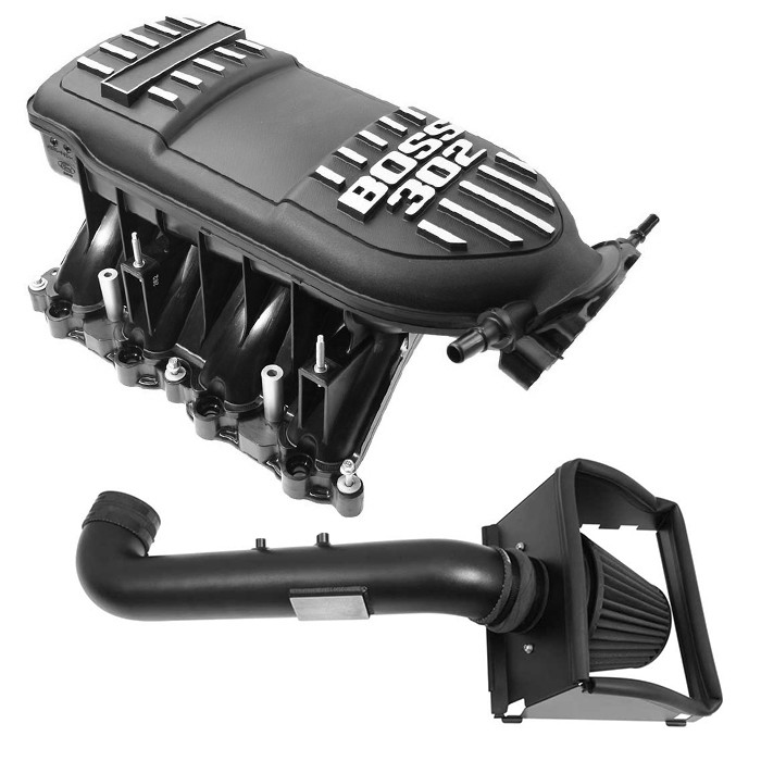 2015-2017 F150 5.0L 5-Star Tuning Boss 302 Intake Manifold Package 1