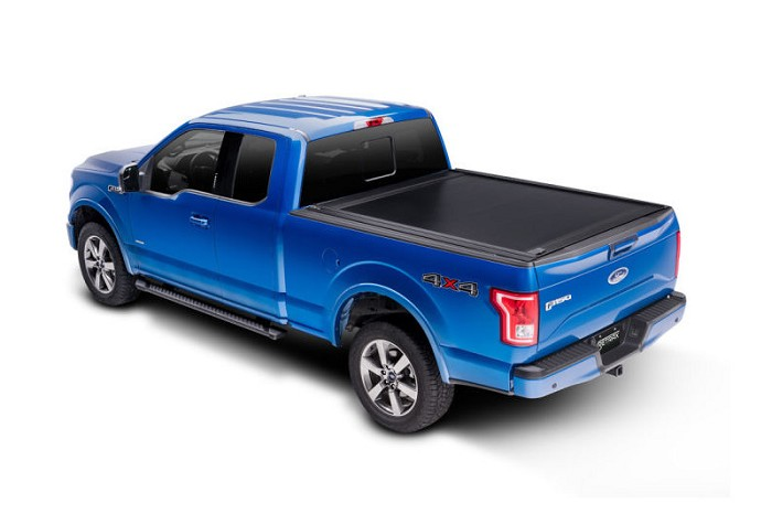 1999-2007 F250 & F350 RetraxONE MX Tonneau Cover 6.5ft Short Bed With Stake Pockets