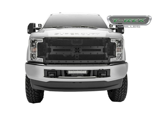 2017 2018 f250 f350 t rex x metal series replacement grille 2017 2018 f250 f350 t rex x metal series replacement grille black studs trex 6715471 br voltagebd Images